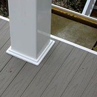AZEK   Porch Flooring
