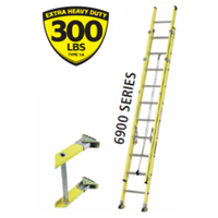 Featherlite  Ladders - Fiberglass Extensions & Straights