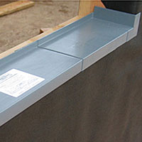 Jamsill - Door Pan Flashing