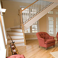 Weaber Lumber - Stair Treads & Risers