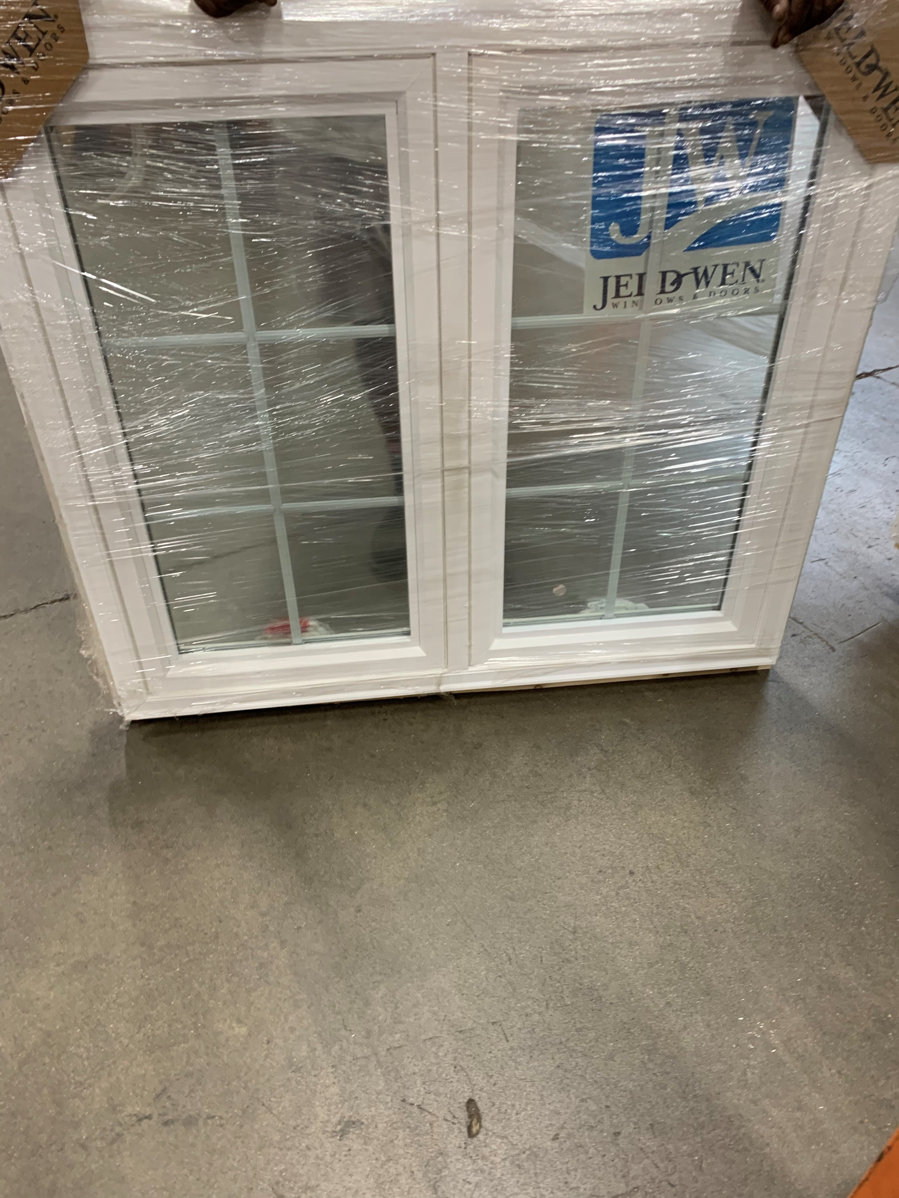 JELD WEN Brickmold casement window