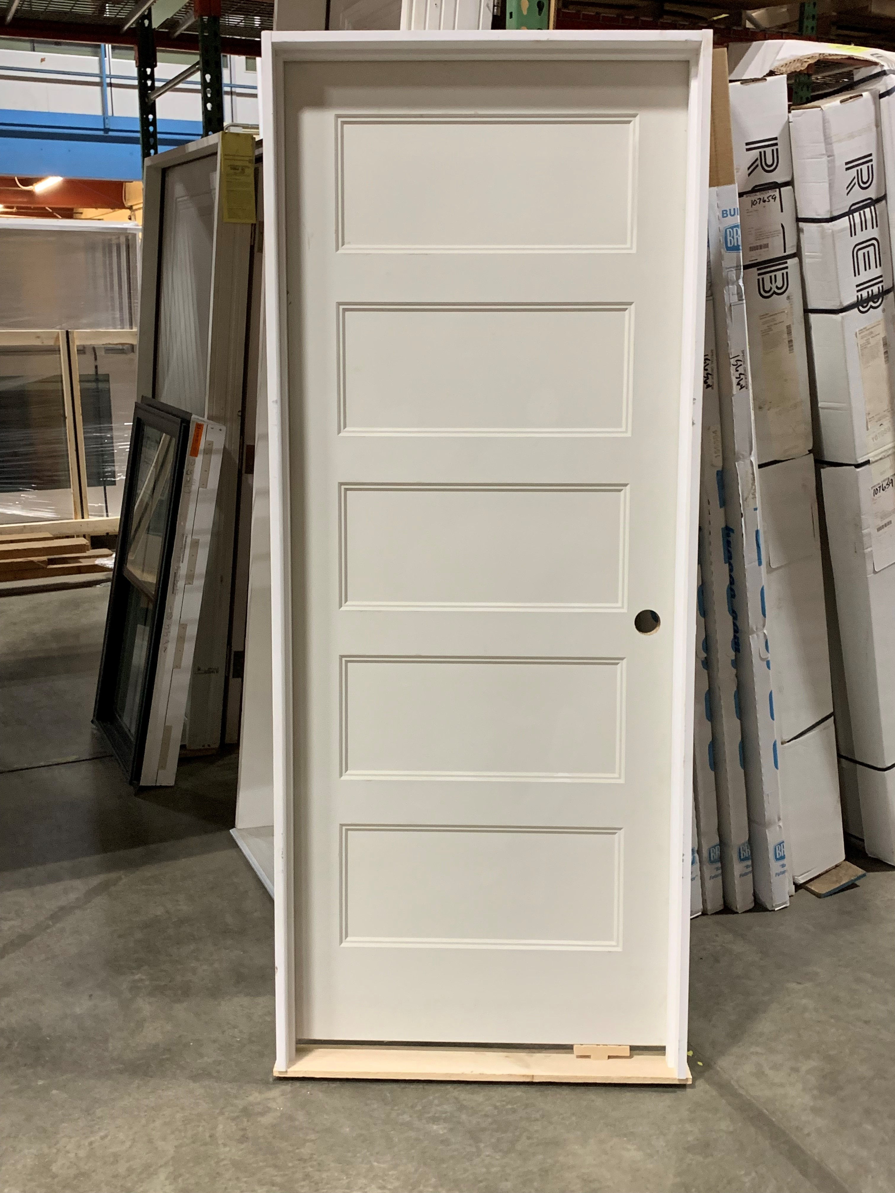 Brosco 5 panel 2868 LHIS Door