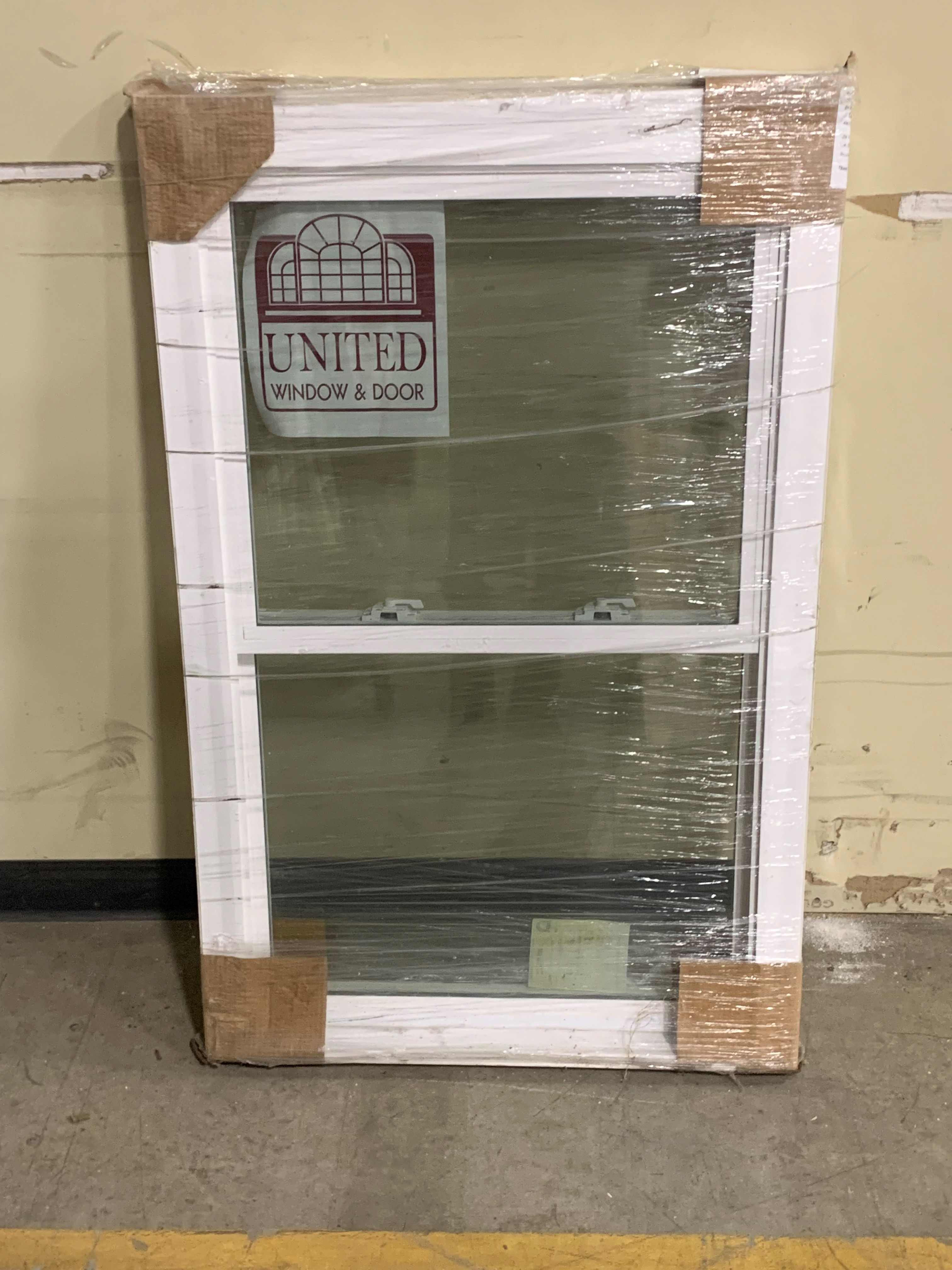 UNITED Vinyl Double Hung Window