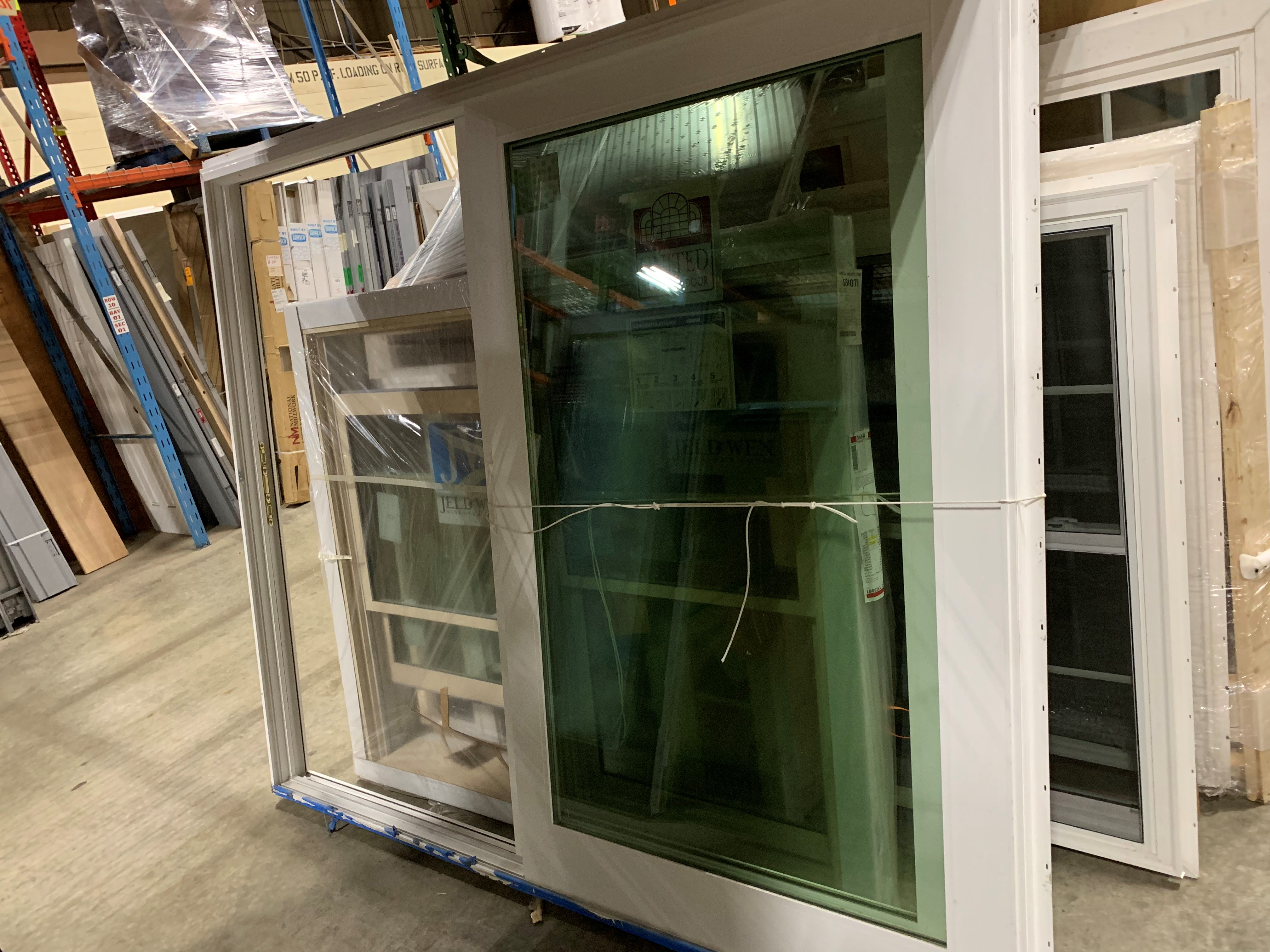 UNITED 8-0x6-8 Sliding Glass Door