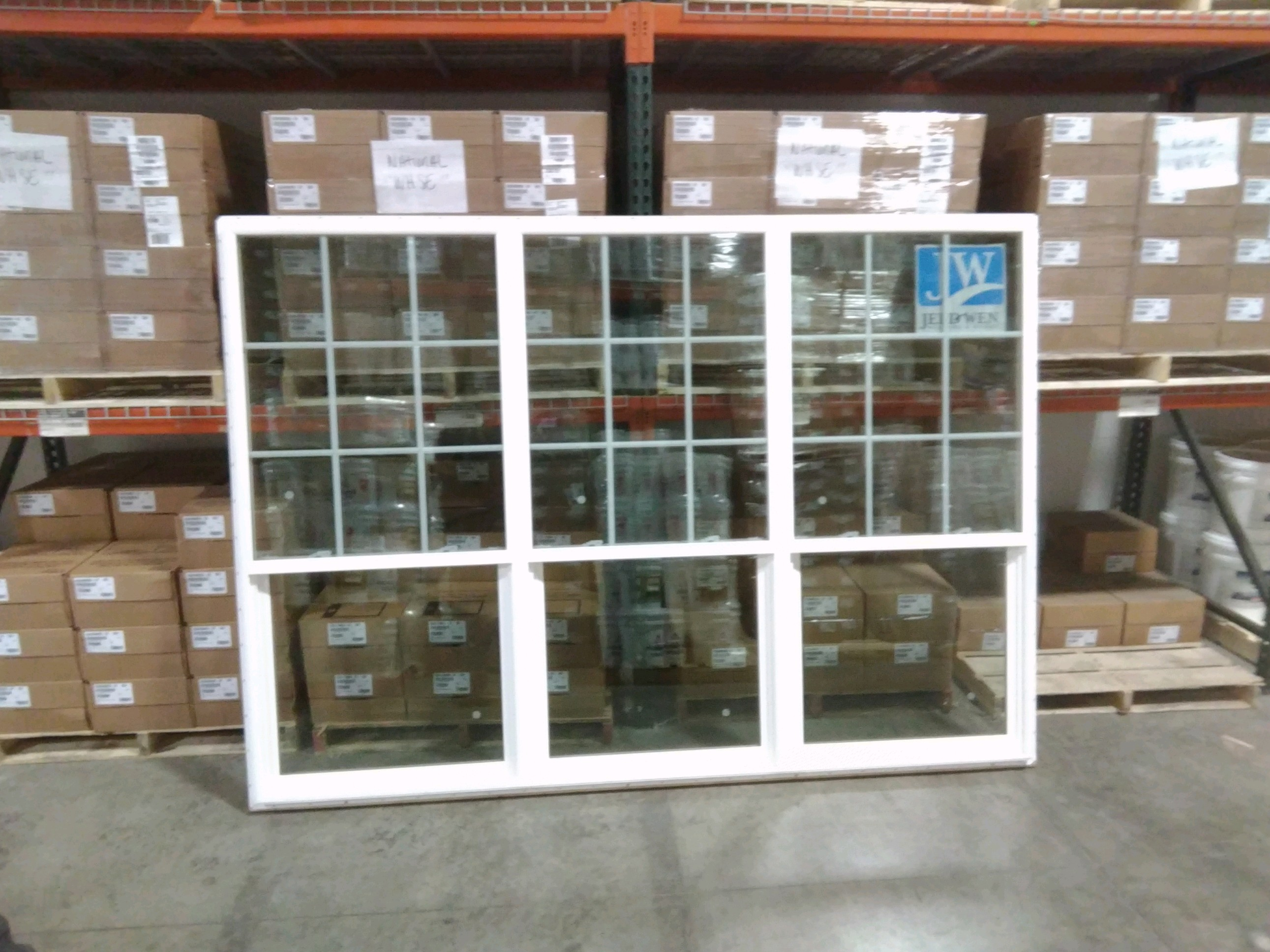 Jeld-Wen Single Hung Triple Window