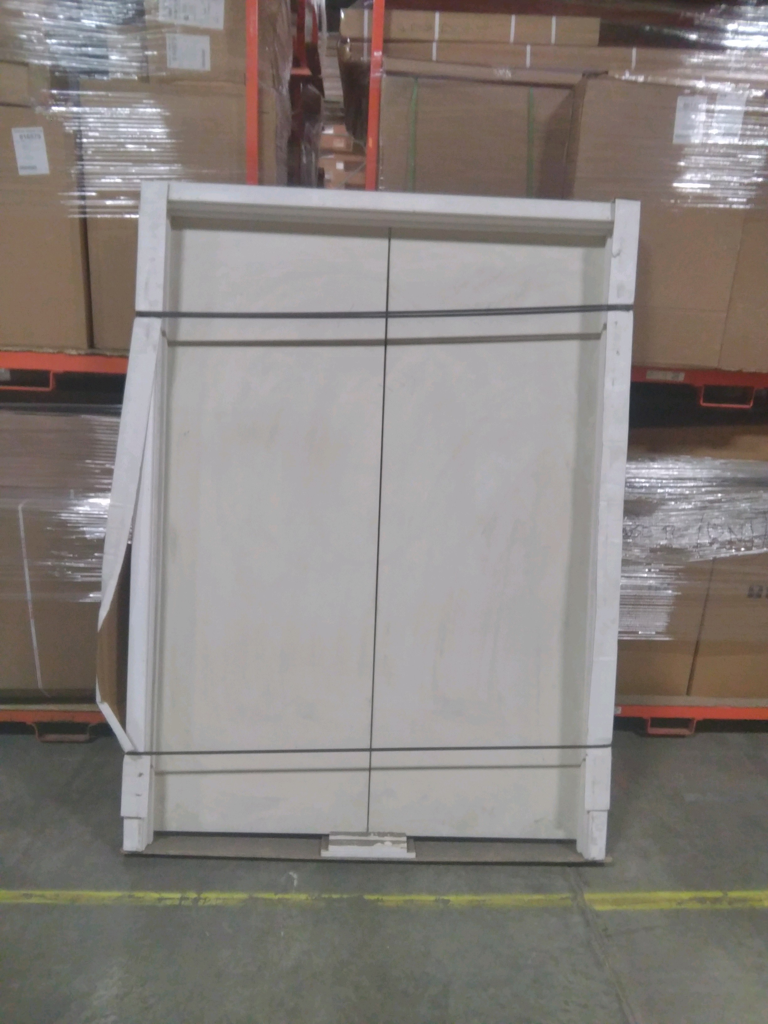 Interior Double Door 5070 Smooth Panel