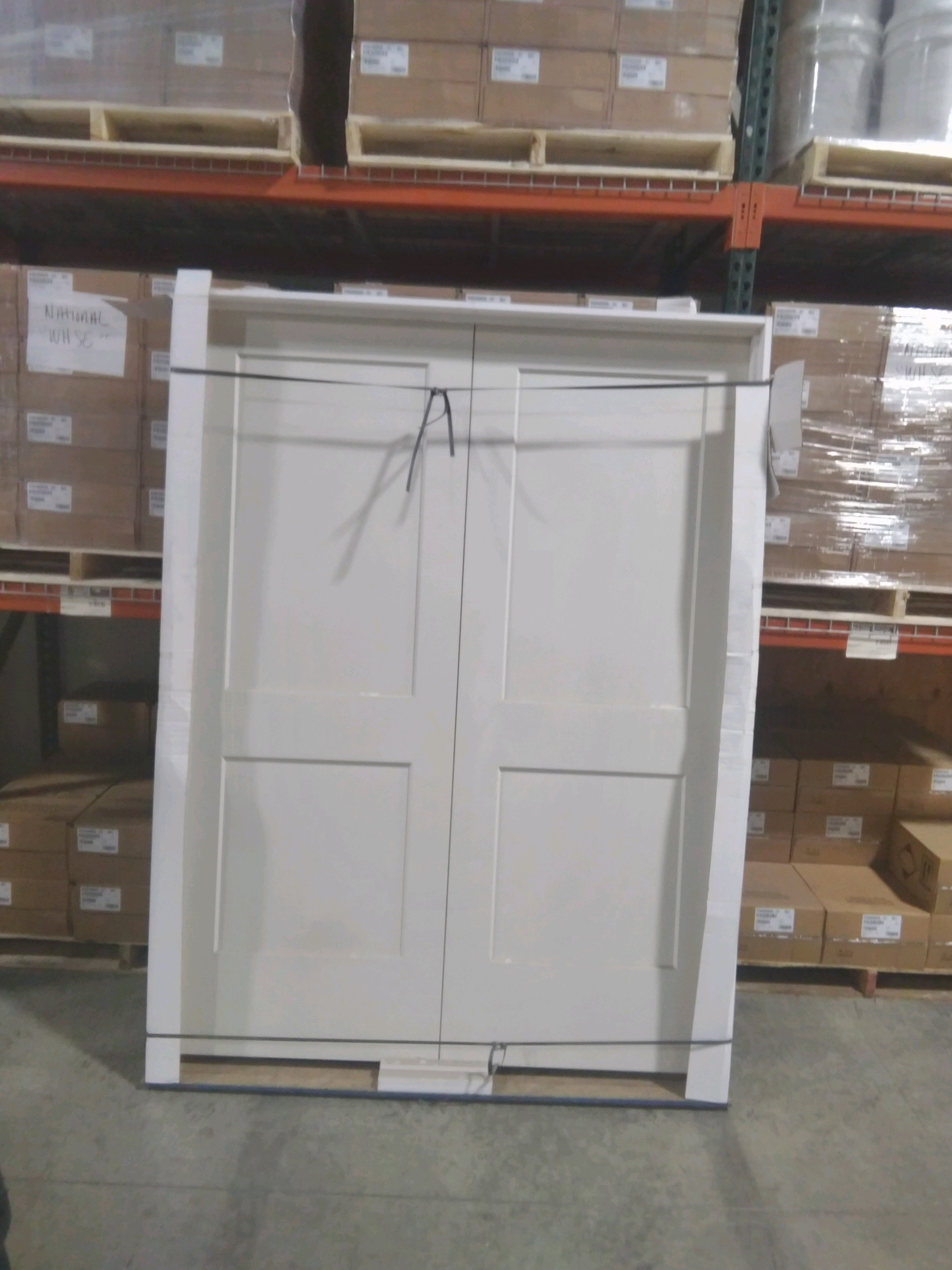 Interior 5-0x6-8 Double Door 2 Pnl