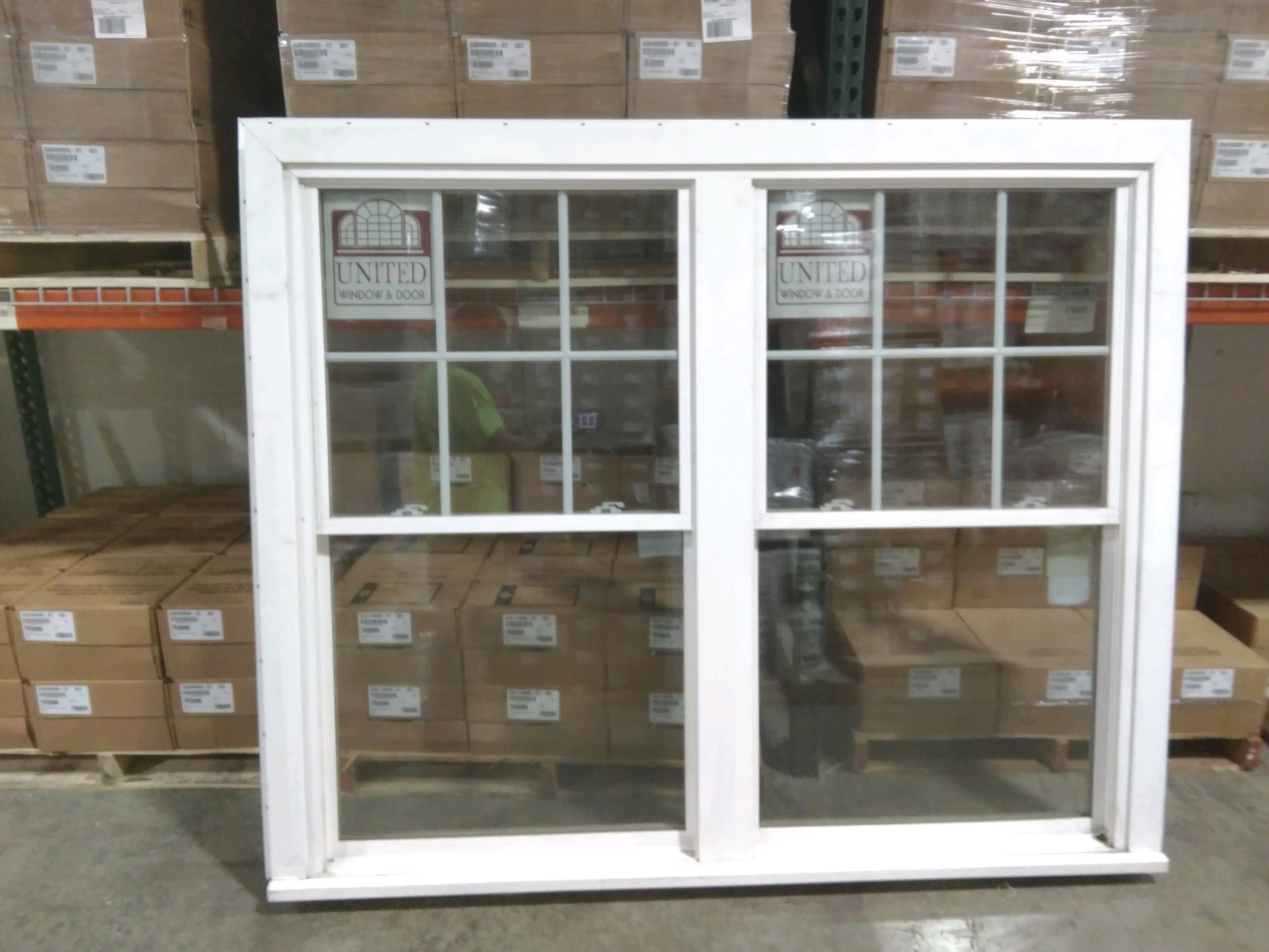 United 3'0x5'0 Double Wide Window