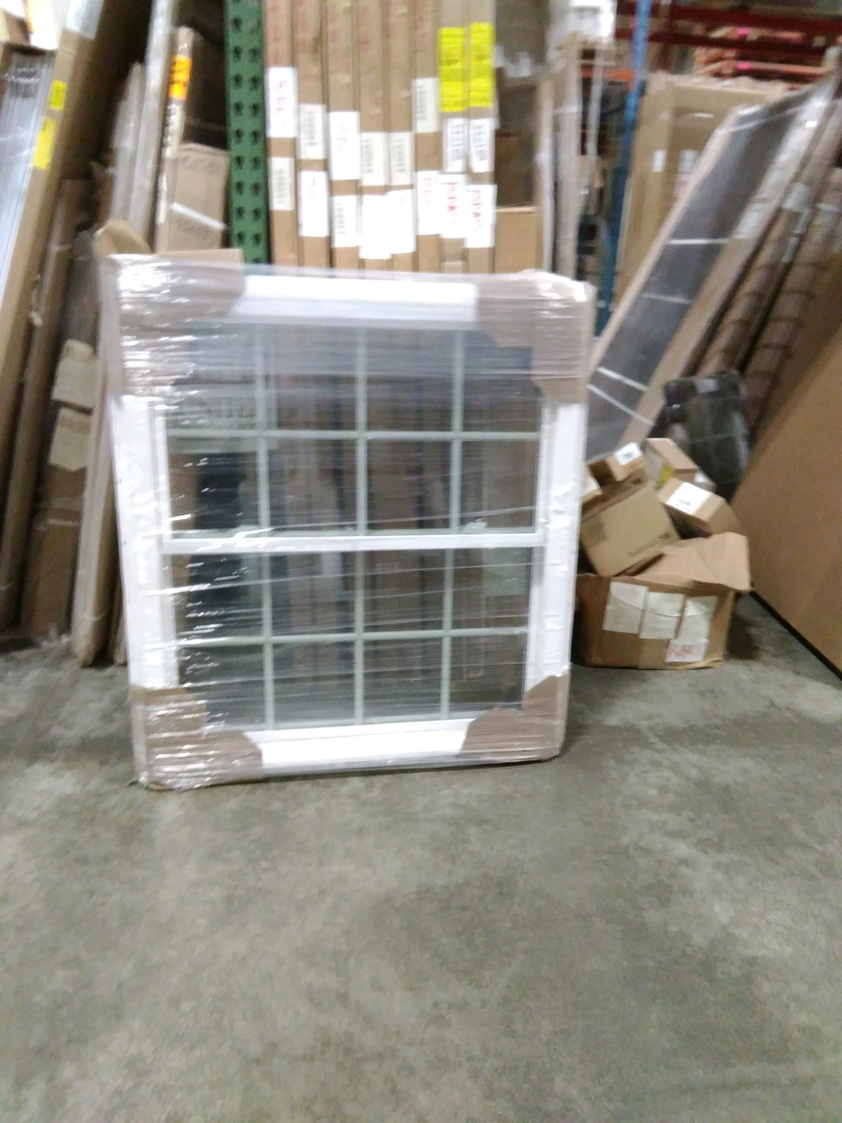 United Double Hung Window 4w2h 6-9/16