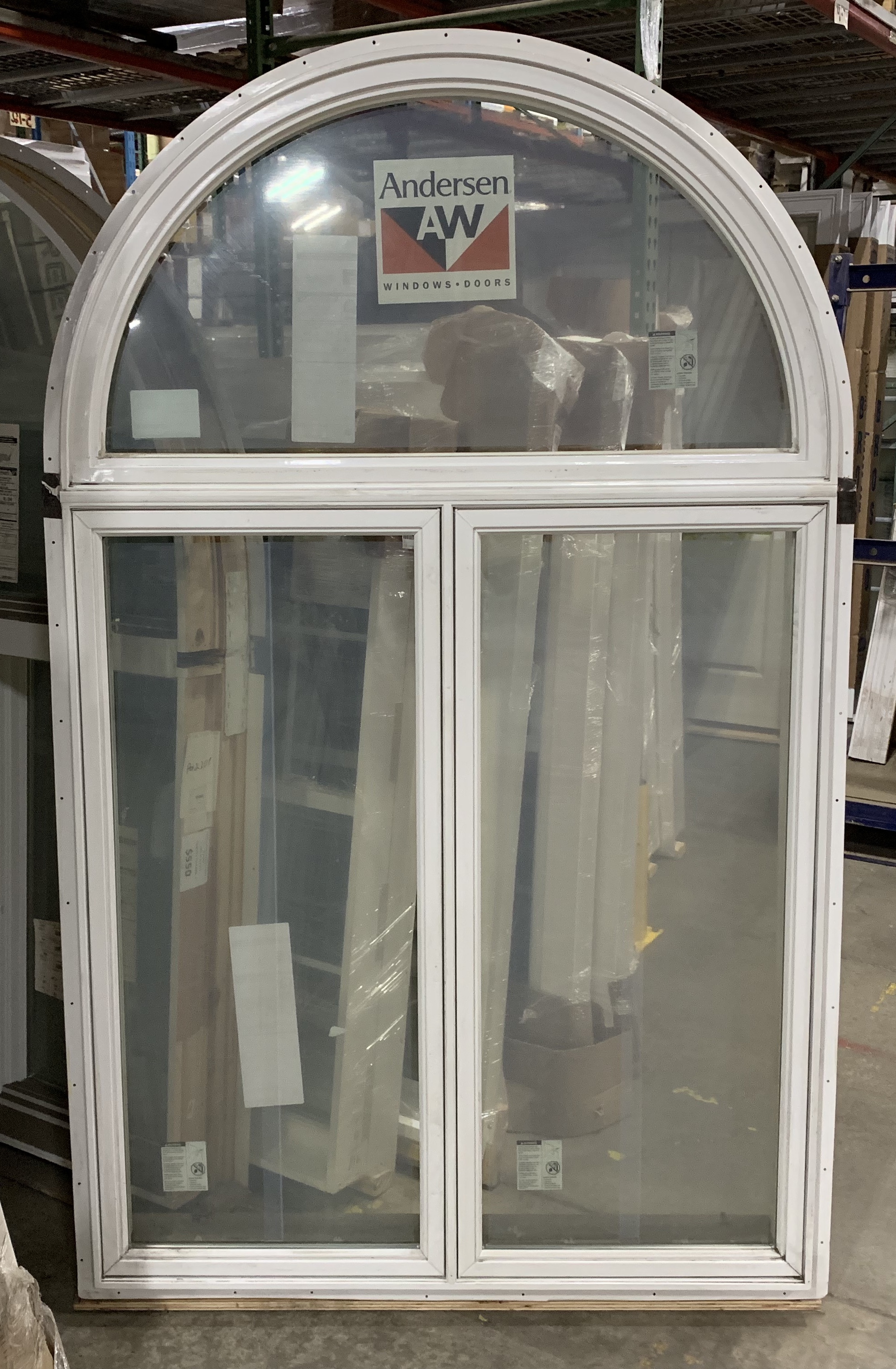 Andersen Circle Top Casement Window