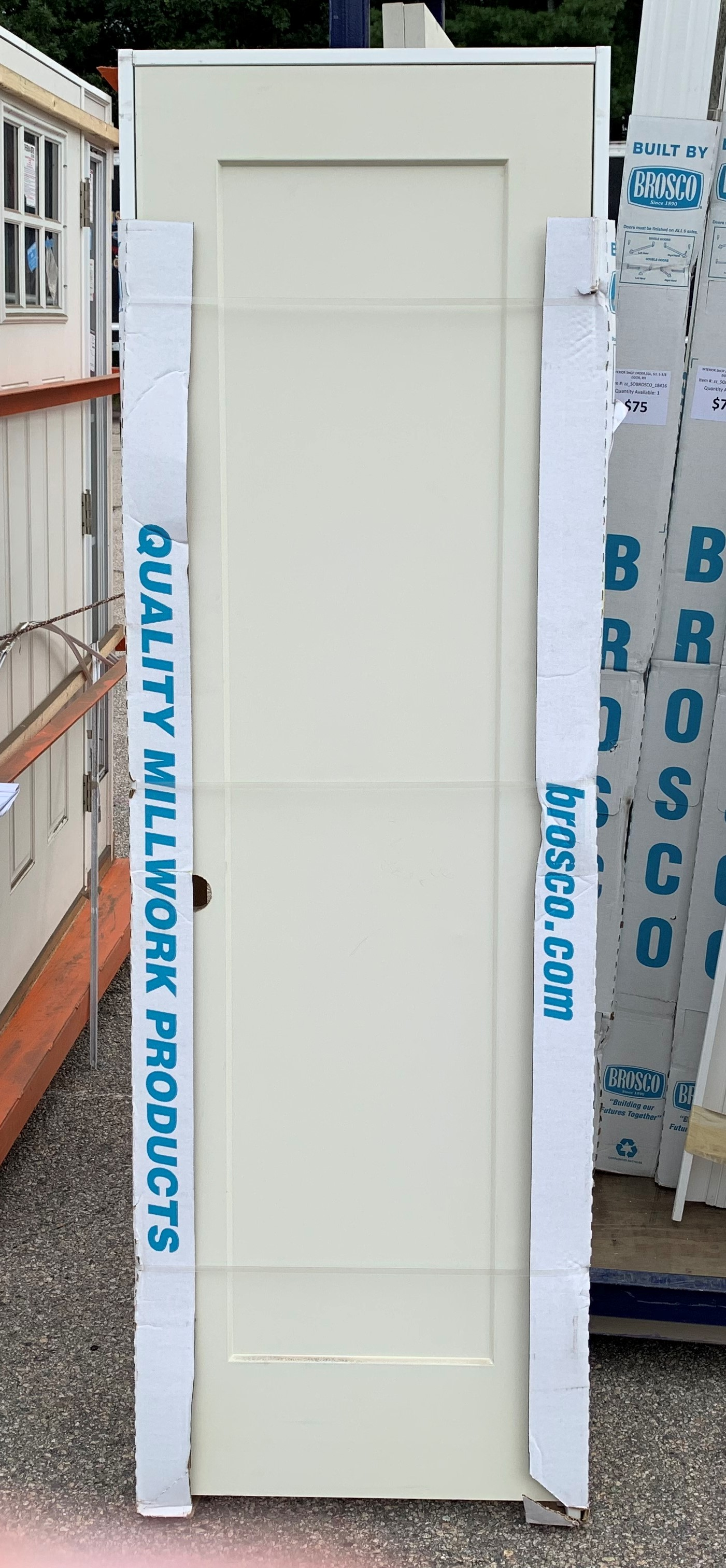 BROSCO 2068 LH Door