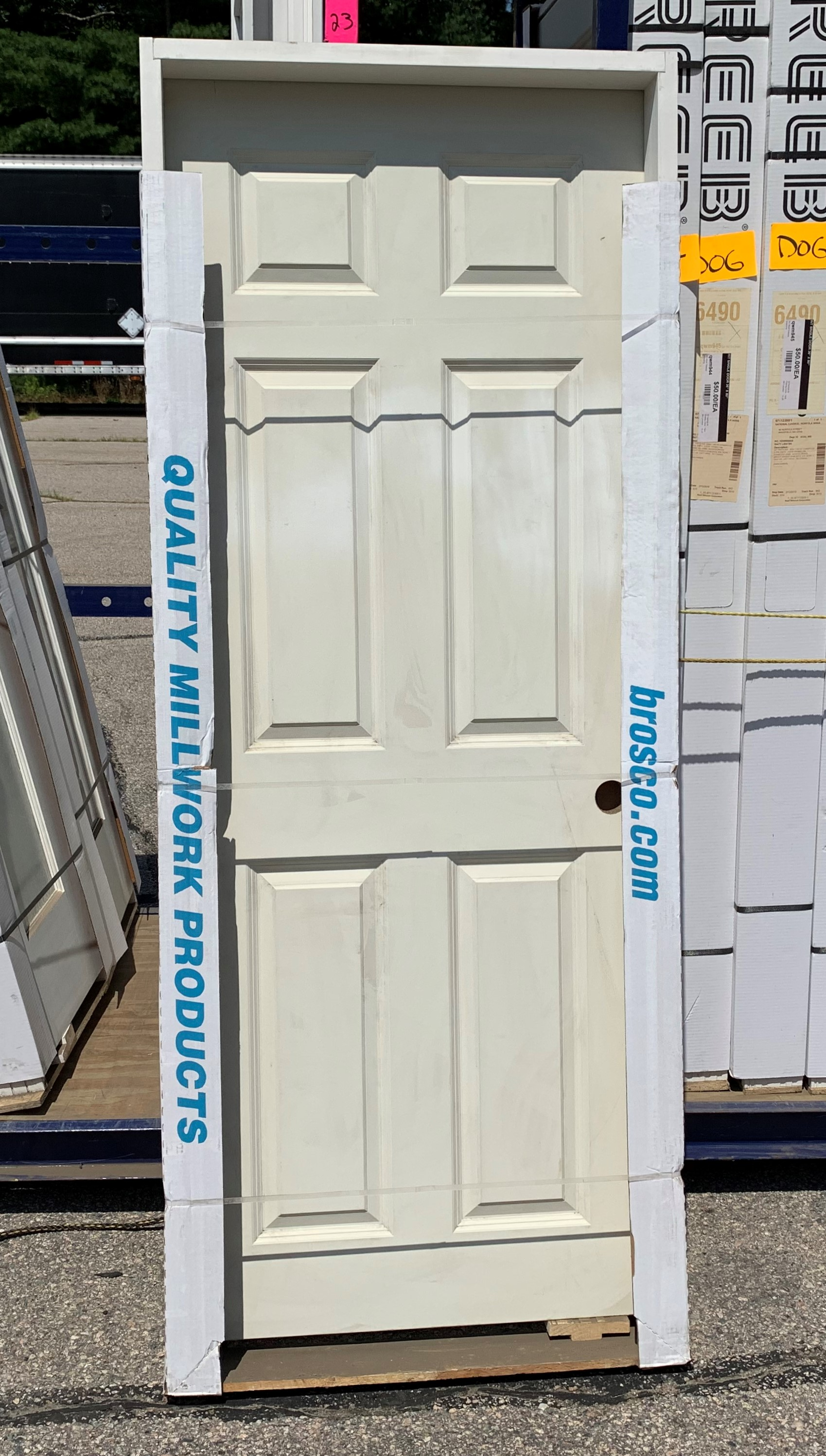 BROSCO 2666 LH Door