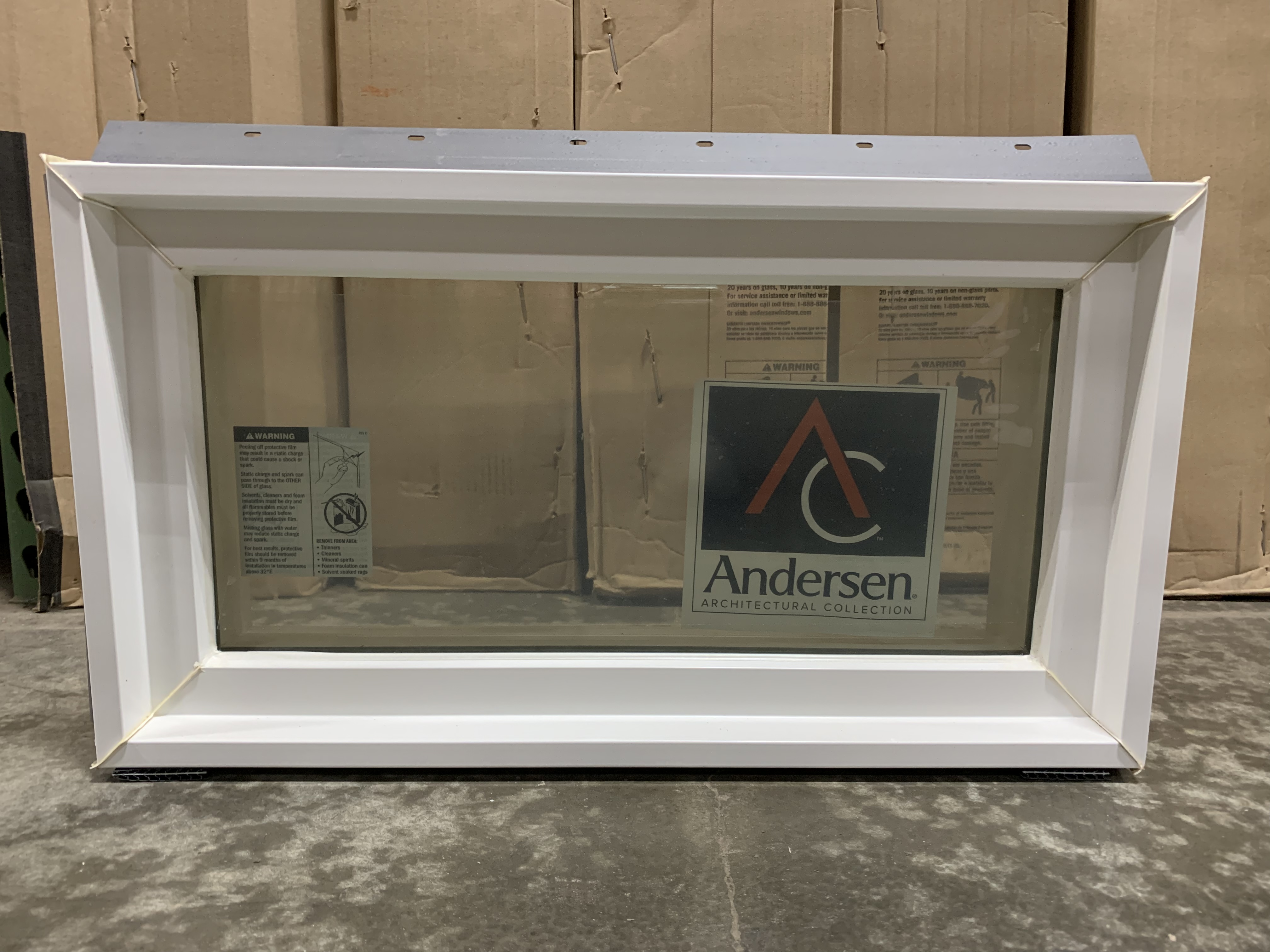 Andersen Aluminum-Clad Wood Frame A Series Window