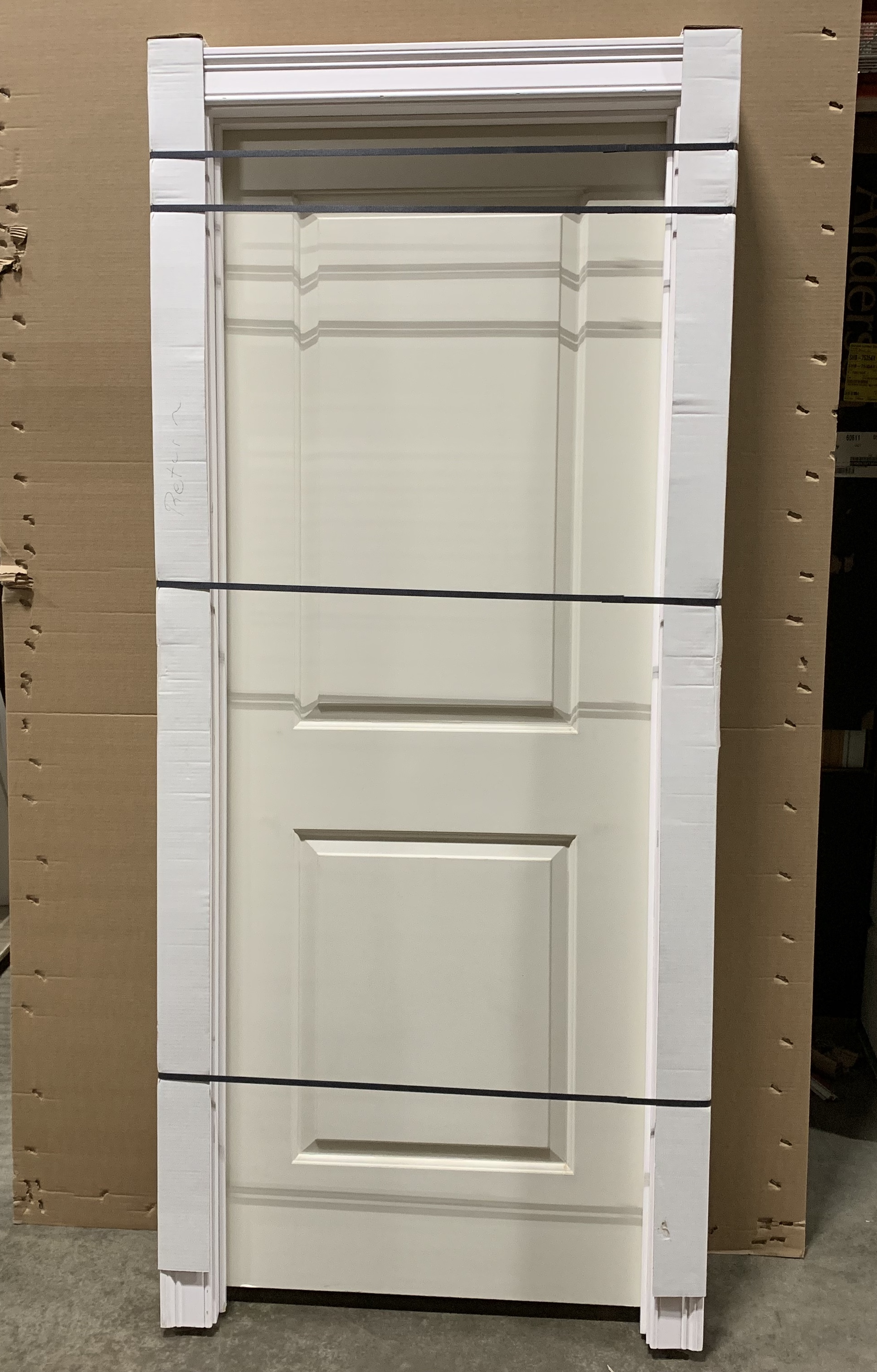 REEB 2668 Hollow Core Interior Single LH Door