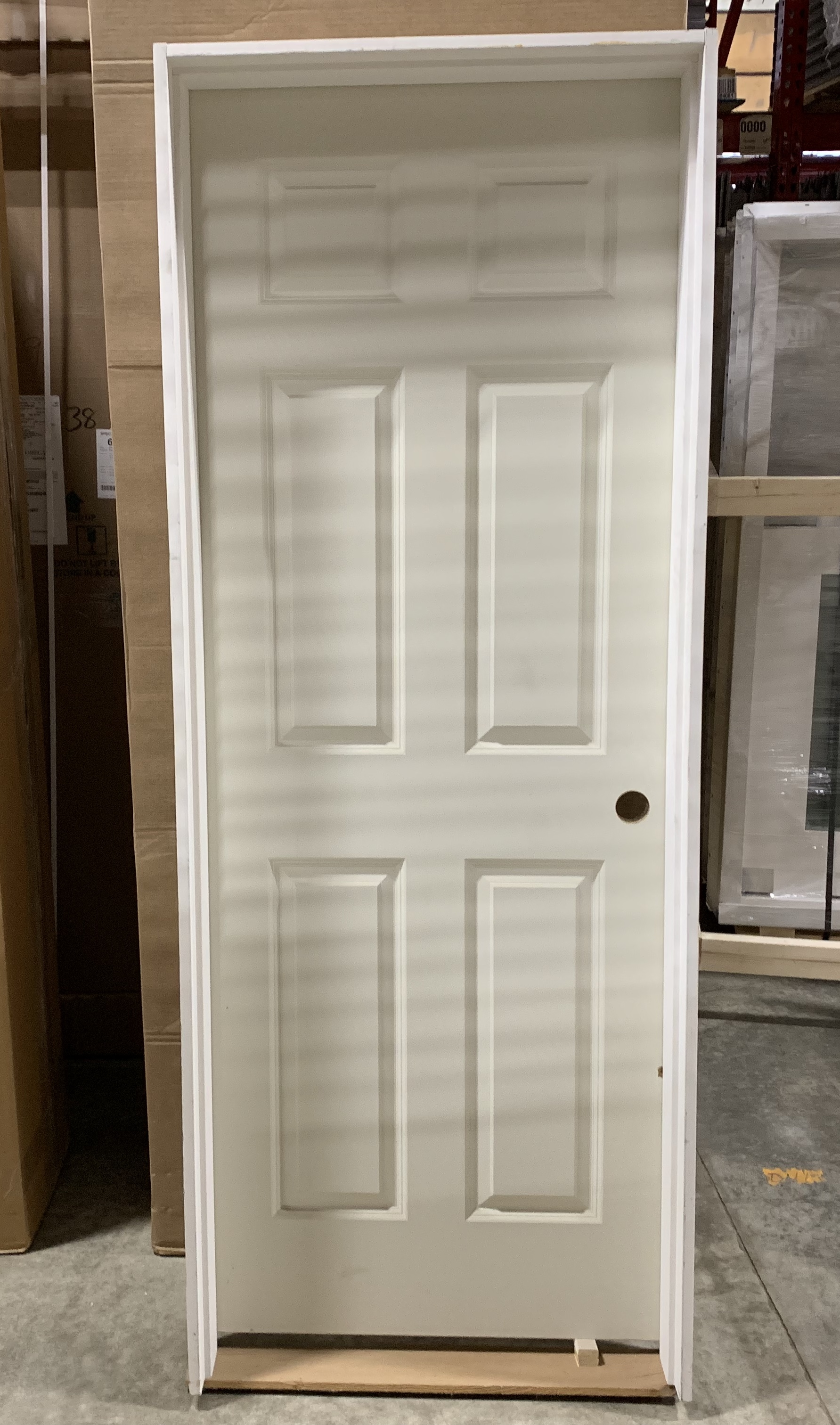 BROSCO 2668 Interior Single LH Door