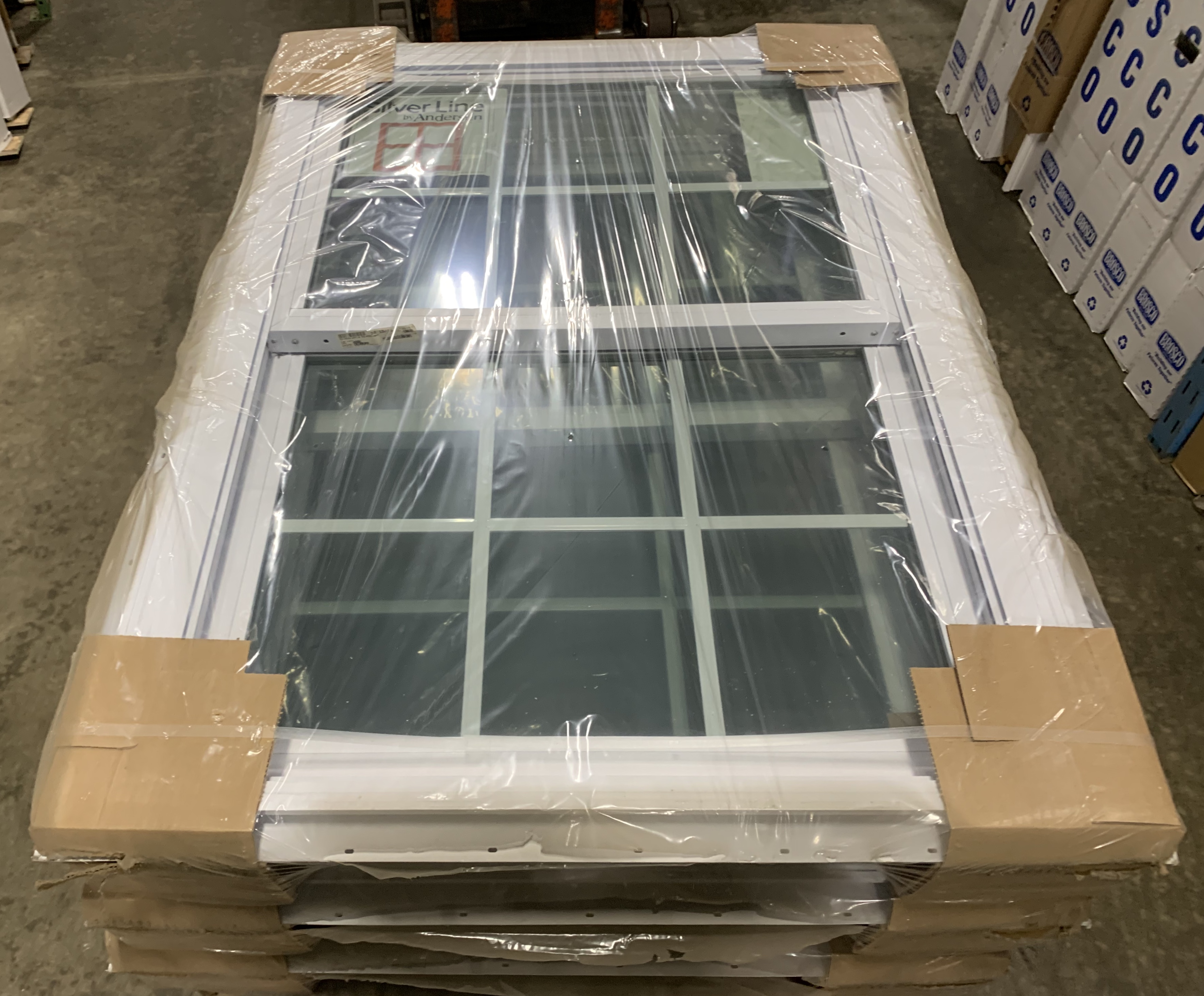 Andersen Silverline 28310 Double Hung Window