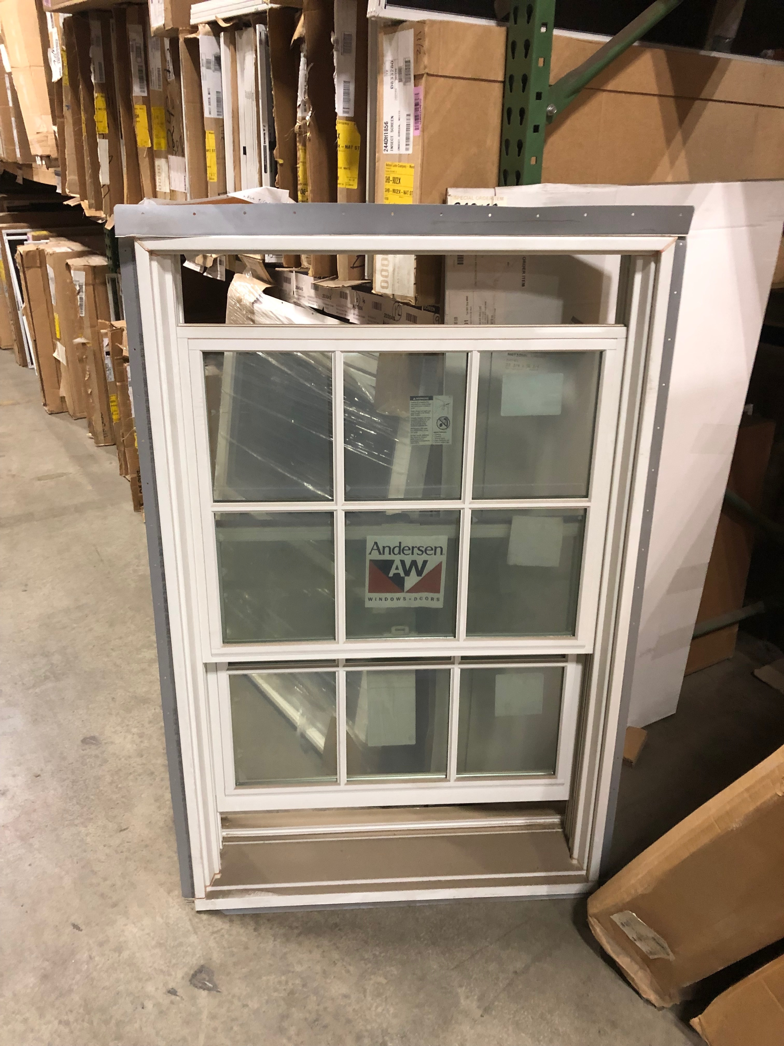 Andersen 2842E Tilt-Wash Window w/Vertical Sliders