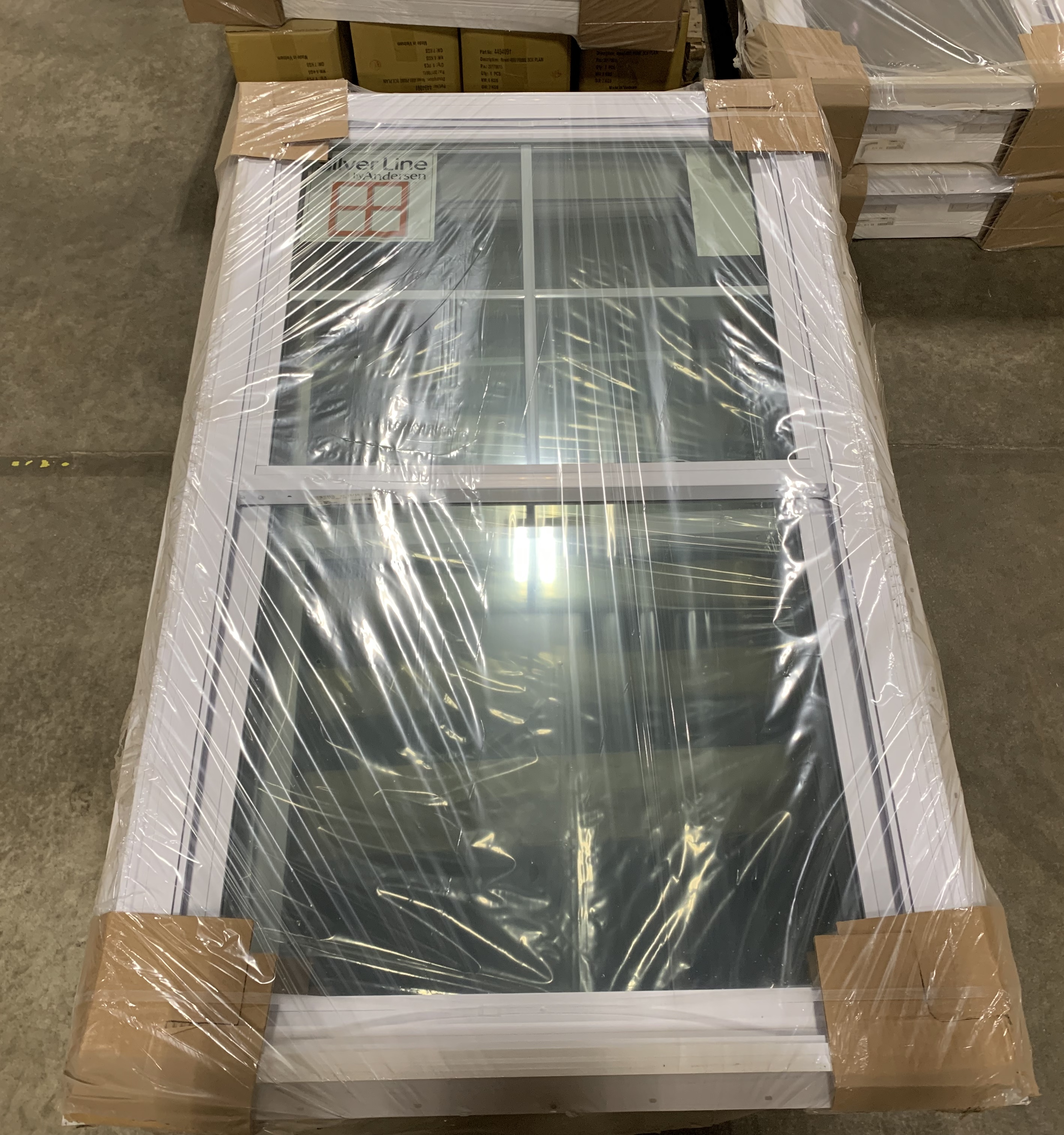 Andersen Silverline 3901-3050 Double Hung Window