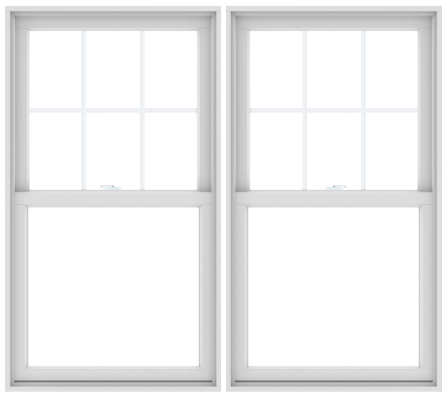 Andersen Twin 2849 200 Series Double Hung Window