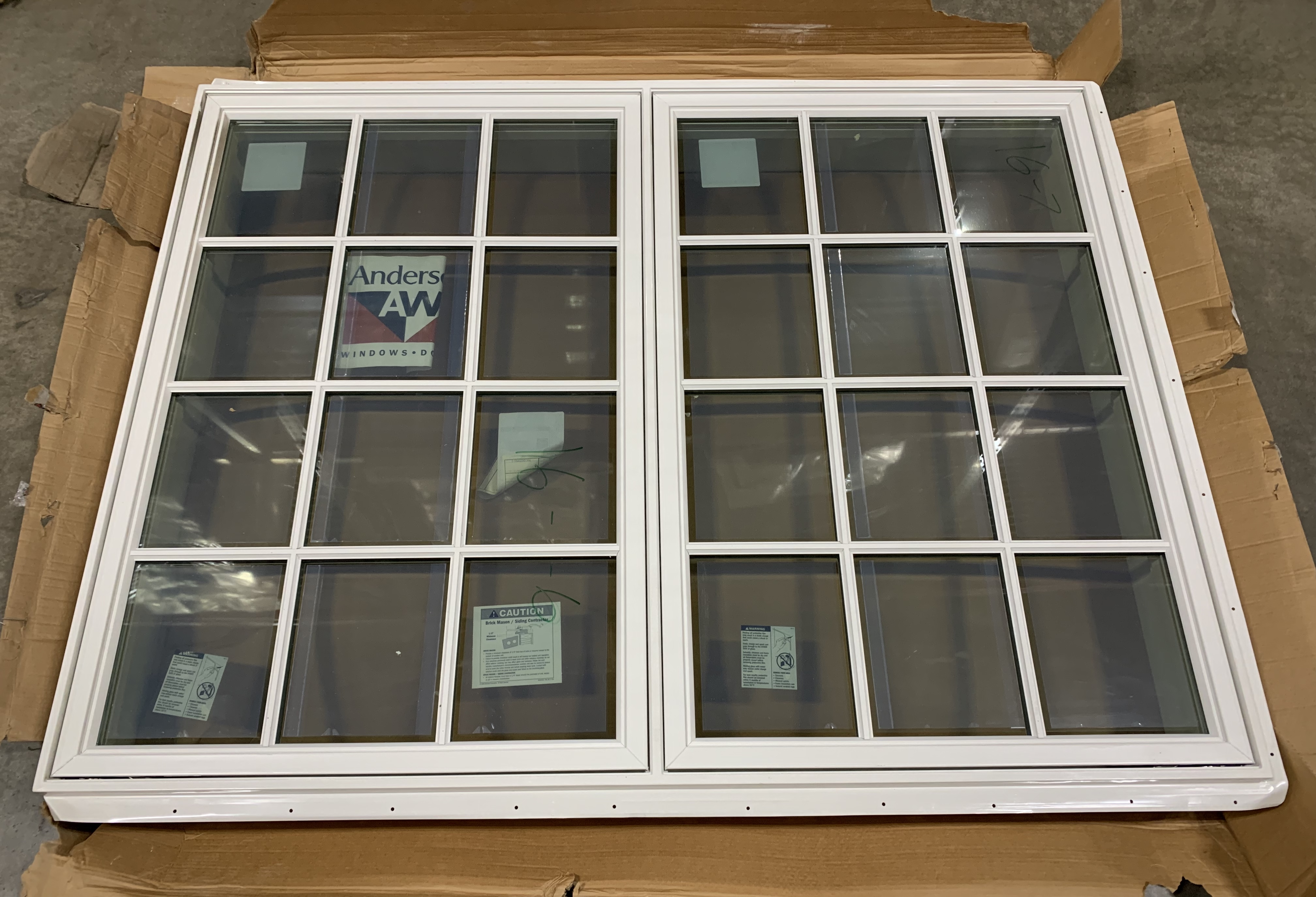 Andersen Twin Casement Window