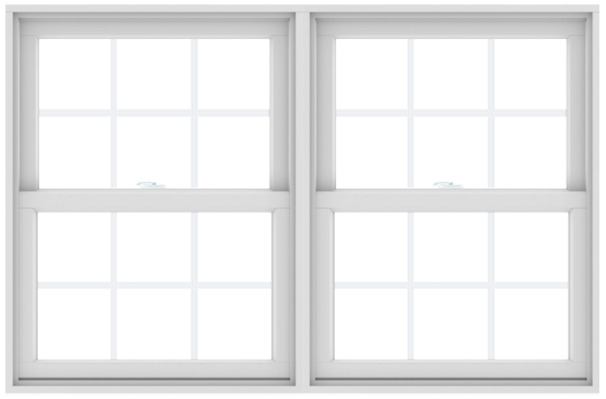 Andersen 2836 Double Hung Twin Window