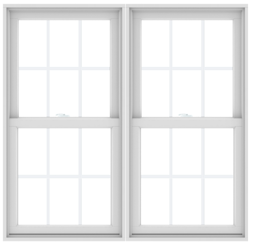 Andersen 2446 Twin Double Hung Window