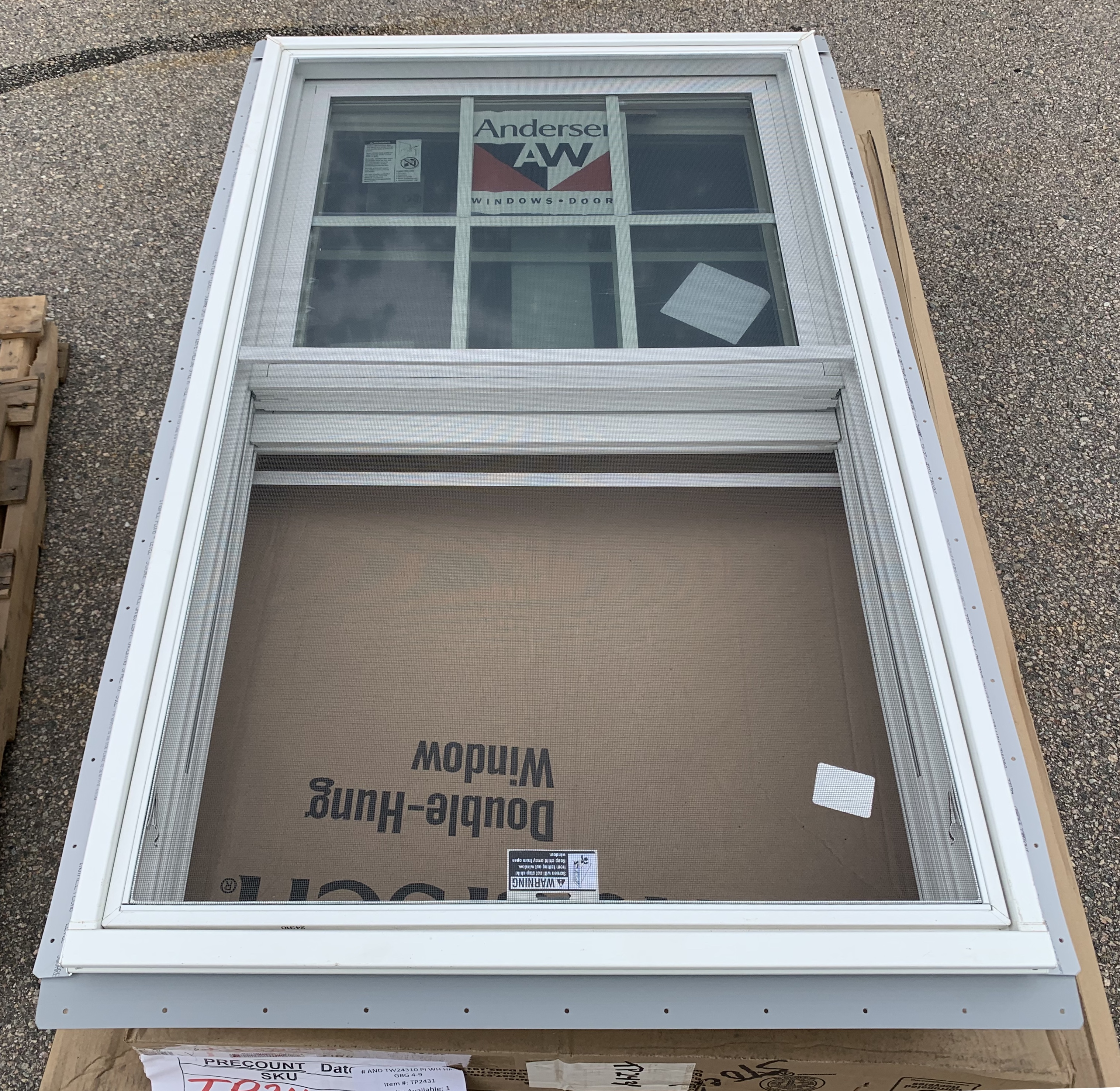 Andersen 28310 Tilt Wash Window