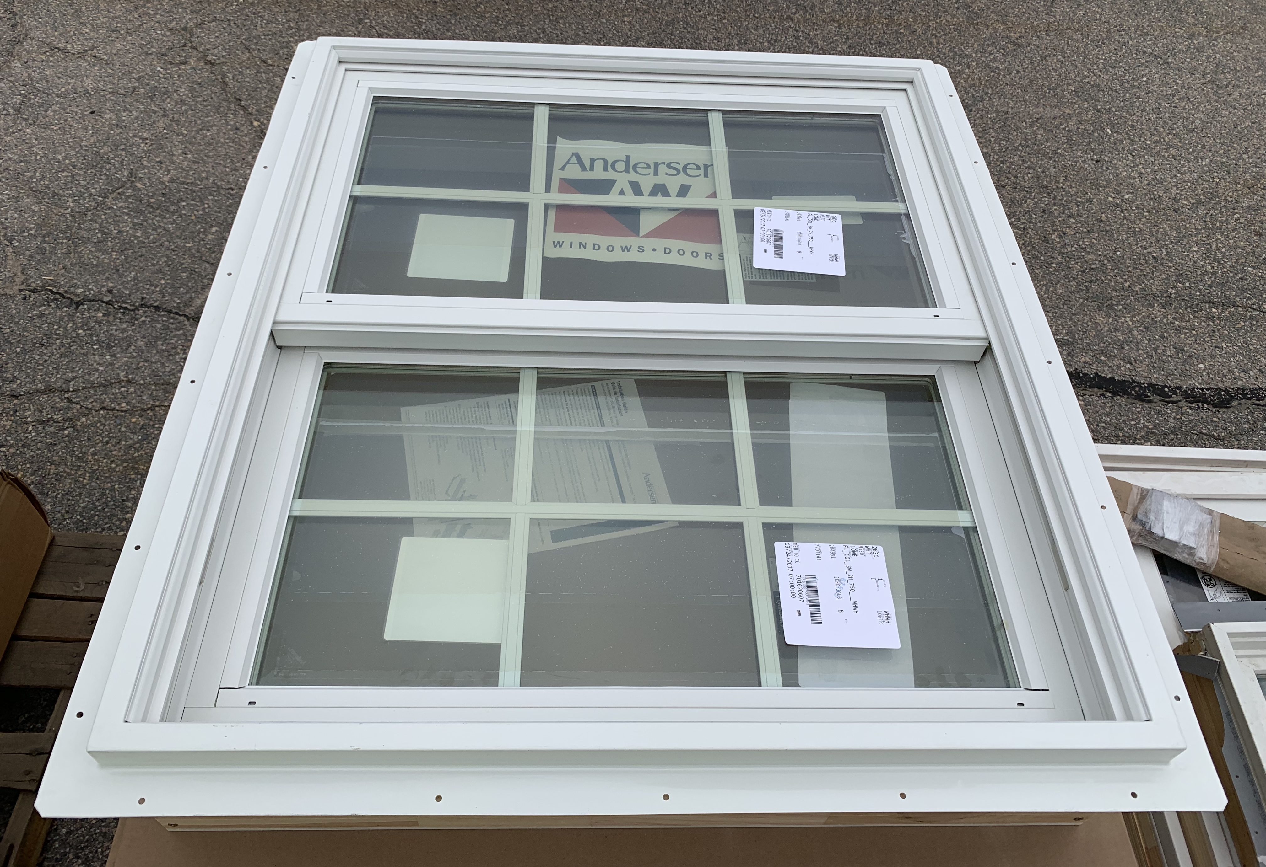 Andersen 2830 Double Hung Window
