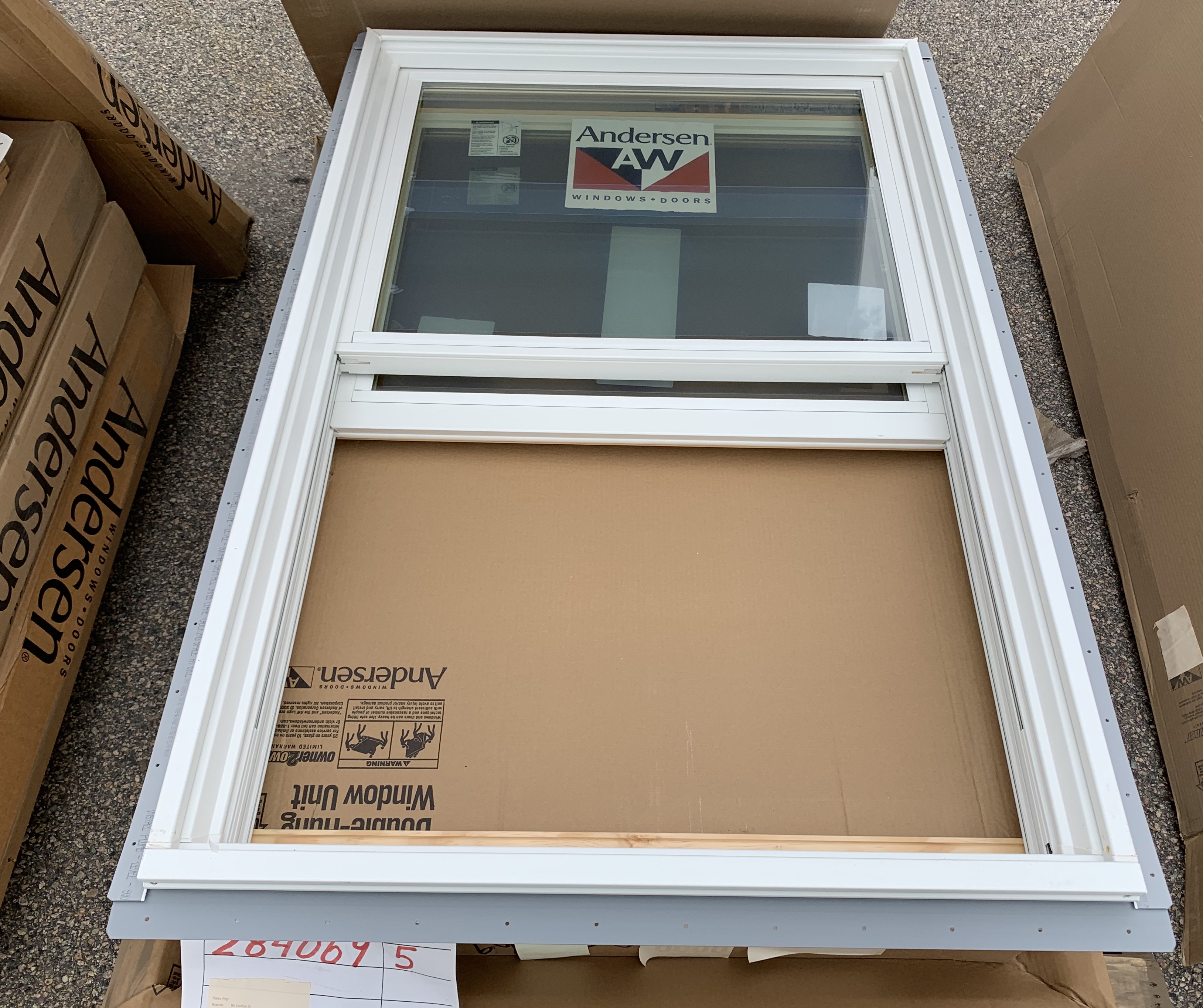 Andersen 3449 Double Hung Window