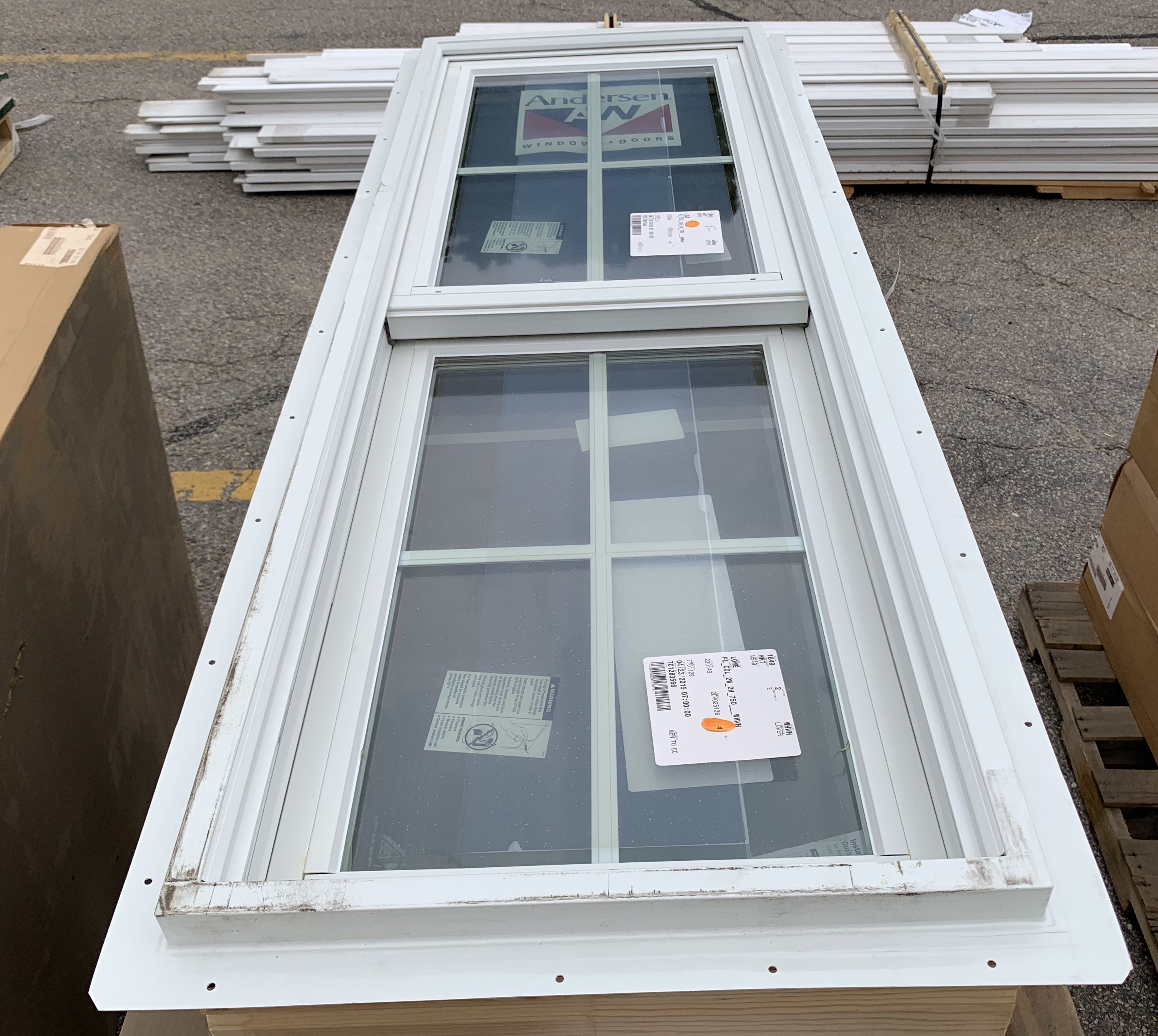 Andersen 1849 Double Hung Window