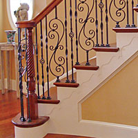 Fitts - Stair System, Hardwood