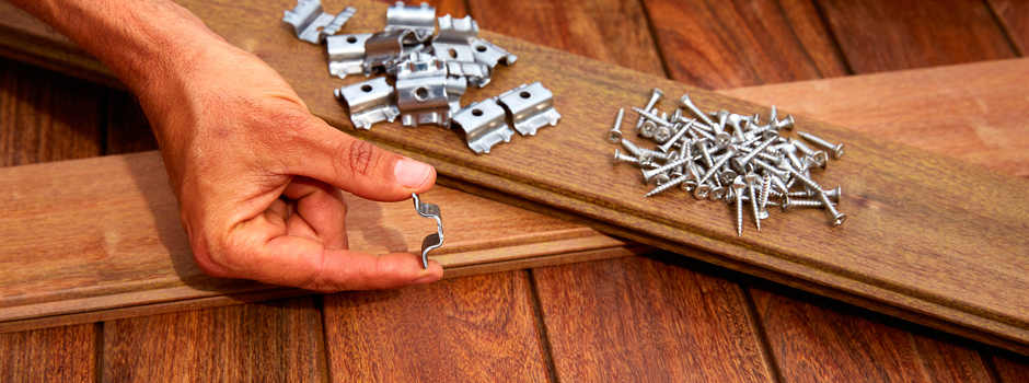 Hardware (Decking) Buying Guides